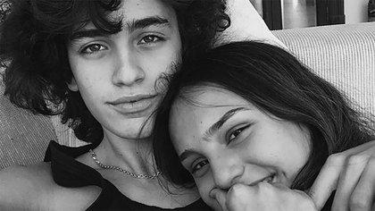 """La hija del conductor viene de romper su relación de un año y medio con """"Toto"""" Otero, el hijo mayor de Florencia Peña"""