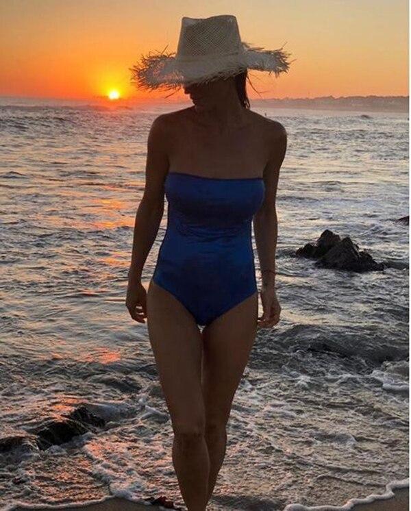 fbee6b2d8e58f Las 13 mujeres que impusieron estilo en Punta del Este con sus bikinis -  Infobae