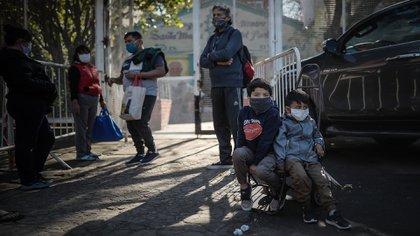 La pobreza infantil en la Argentina supera el 60 por ciento