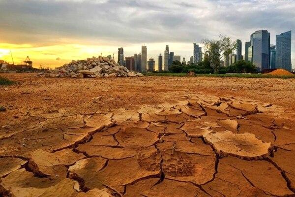 Un informe sobre el calentamiento global advierte que el fin del mundo podría llegar tan pronto como en 2050.