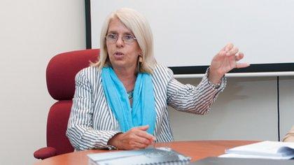 Claudia García Bonelli
