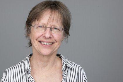 La epidemióloga británica Penelope Phillips-Howard