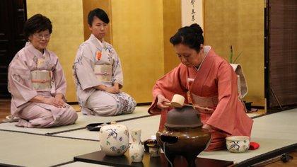 El Chado, una ceremonia de té tradicional del Japón (Embajada de Japón en Argentina)