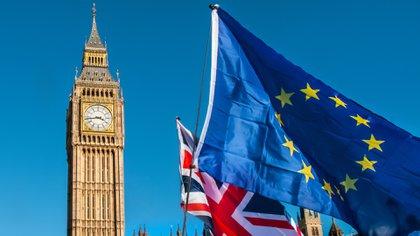 El 31 de octubre el Reino Unido saldrá definitivamentede la Unión Europea (Getty)