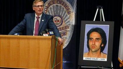 Gregory Totten, fiscal del condado de Ventura