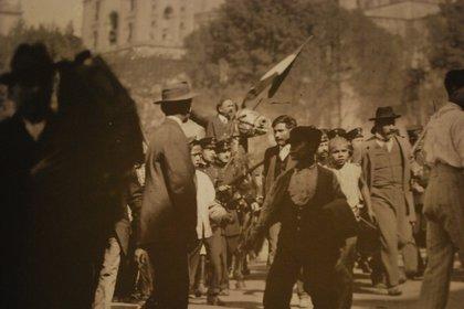 Francisco I. Madero durante la Decena Trágica (Foto: Wiki Commons)