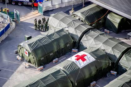 Suecia tiene más de tres mil infectados por coronavirus y 92 muertos (Adam Ihse/TT News Agency/via REUTERS)