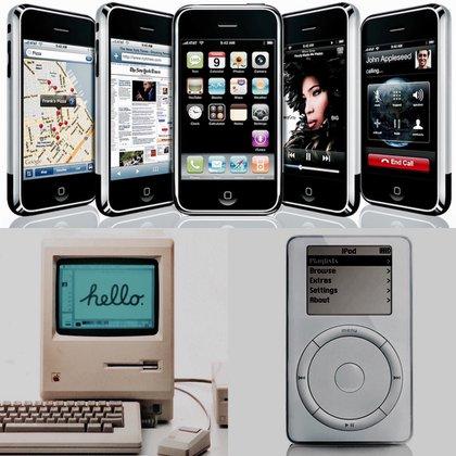 Teléfonos, computadoras y reproductores MP3 de Apple marcaron un antes y un después en la industria de la tecnología de consumo, y han sido el modelo a seguir para competidores durante décadas