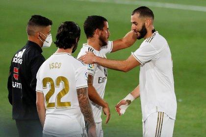 Real Madrid buscará repetir el título de La Liga esta temporada (Reuters)