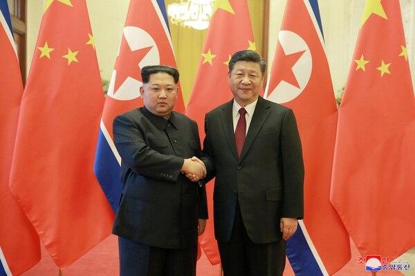 Trump sugirió una posible presión negativa de China sobre al acuerdo entre EEUU y Corea del Norte (Reuters)