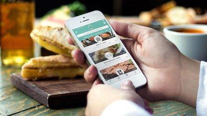 Distintas aplicaciones buscan evitar el desperdicio de comida salvable