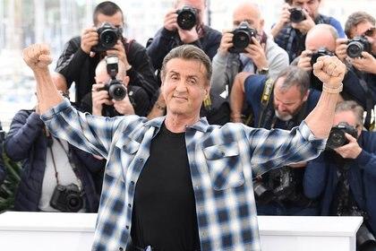 Sylvester Stallone en el 72° Festival de Cannes en mayo de este año(Foto: Daniele Venturelli/WireImage)