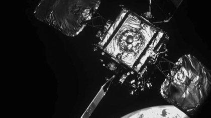 El satélite de televisión IS-10-02 ha sido reparado para extender su vida útil (IntelSat)