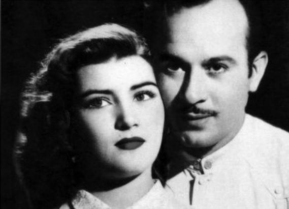"""El matrimonio entre Irma Dorantes y Pedro Infante se anuló el 9 de abril de 1957, días antes del fallecimiento del cantante y actor (Foto: """"David Estrada"""")"""