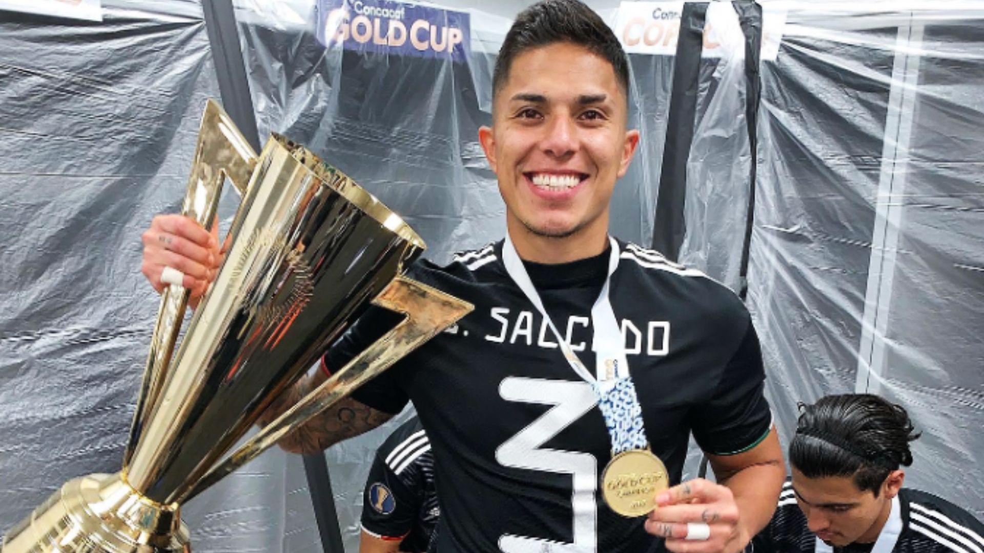 """""""El Titán"""" fue campeón con México y con Tigres, pero se habla más de él fuera que dentro de la cancha (Foto: Twitter)"""