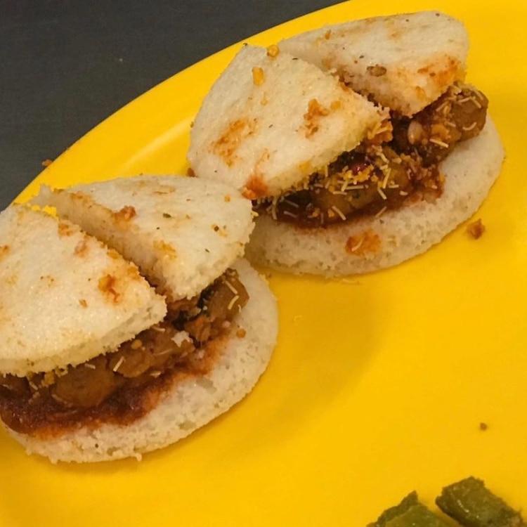 Swati Snacks, la hamburguesa elegida en la India por las estrellas de la gastronomía (Swati Snacks)