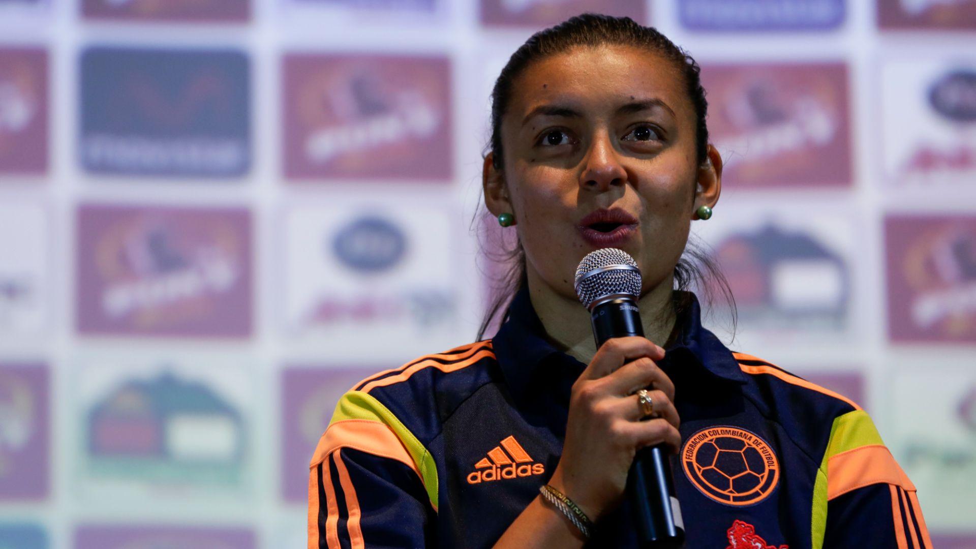 Junto a ella, el equipo ideal está compuesto por estrellas del fútbol femenino como Marta, Formiga y Debinha de Brasil, Carla Guerrero de Chile y Estefanía Banini de Argentina. Vía: Colprensa