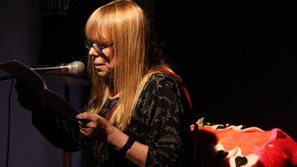 María Moreno regresó en grande con Black out