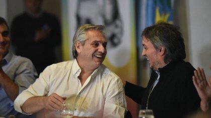 Alberto Fernández respaldó la llegada de Máximo Kirchner a la presidencia del PJ Bonaerense