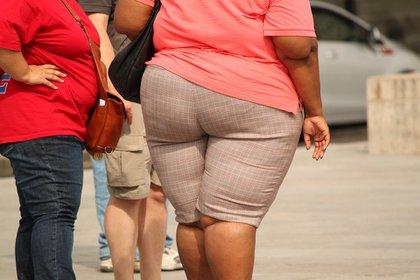 México ocupa el segundo lugar en obesidad, solo por detrás de EEUU (Foto: Archivo)
