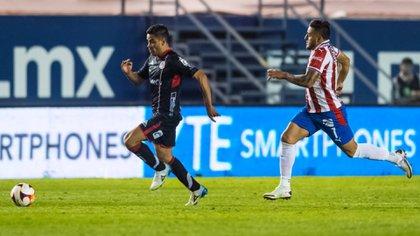 Además de la derrota contra la franquicia colchonera, suman dos empates y han recibido cinco goles en tres partidos (Foto: Cortesía/ Atlético de San Luis)