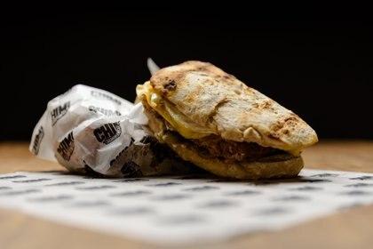 Chimi es una choripanería gourmet que desarrolló el emprendedor Mariano Carmona, en la provincia de San Juan