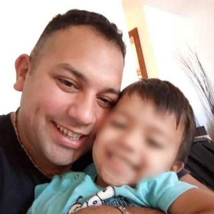 Roldán tenía 33 años y era padre de un nene de 4.