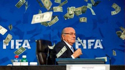 Blatter presidió la FIFA entre 1998 y 2015