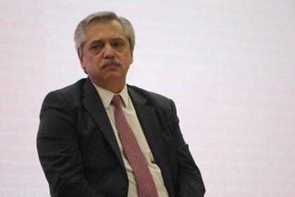 El Presidente cuestionó el documento de la oposición (EFE/Tono Gil/Archivo)