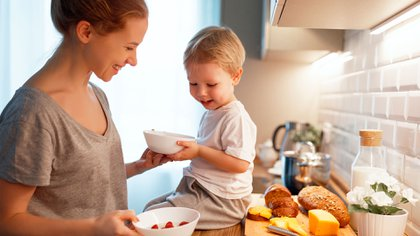 Es vital romper el ayuno nocturno para empezar el día con mucha energía (Shutterstock)