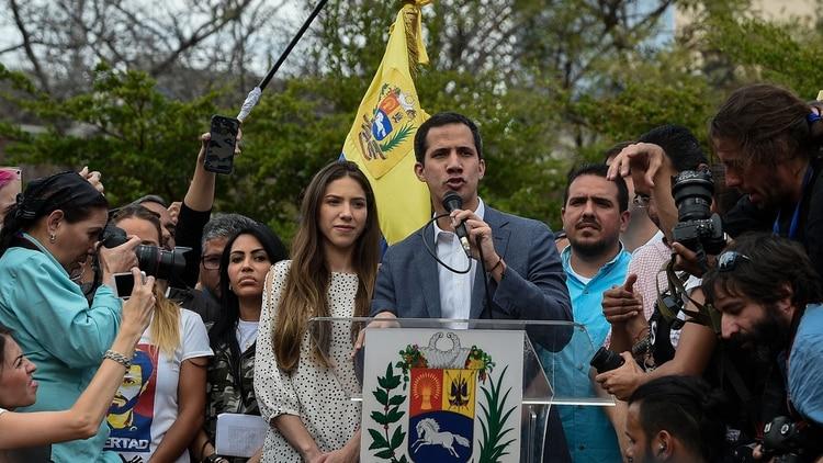 Juan Guaidó (AFP)