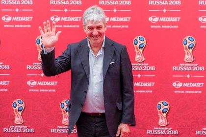 Paolo Rossi, la gran figura de la selección de Italia que ganó el Mundial en 1982 (Shutterstock)