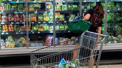 """Dice Werner: """"El 59 por ciento de los consumidores globales están interesados en saber de donde provienen sus alimentos y cómo se elaboran"""".  Foto: Reuters."""