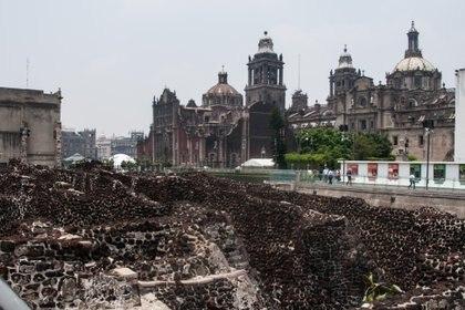 El Proyecto Templo Mayor dio inicio en 1978 y fue impulsado por el arqueólogo Eduardo Matos Moctezuma (Foto: Galo cañas/Cuartoscuro)