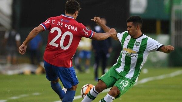 Banfield jugará la revancha ante Nacional de Uruguay con la idea de entrar a la fase de grupos de la Libertadores (Télam)