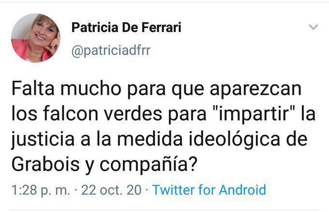 Patricia De Ferrari