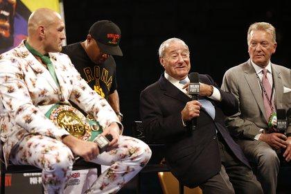 Bob Arum, un emblema del boxeo mundial (Foto: Reuters)