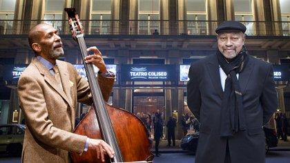 Ron Carter y Kenny Barron se presentan en Buenos Aires