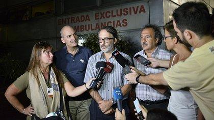 Autoridades del Hospital Argerich confirman la primera muerte