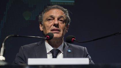 Francisco Cabrera, ministro de Producción (Adrián Escandar)