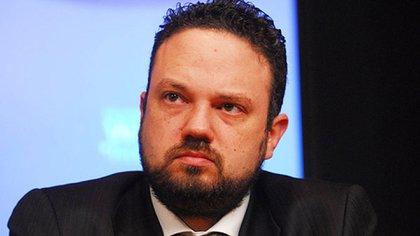 Mastías Kulfas, ex funcionario del Central (Télam)