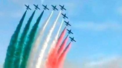 La figura de la aviación italiana que buscaban imitar en Venezuela