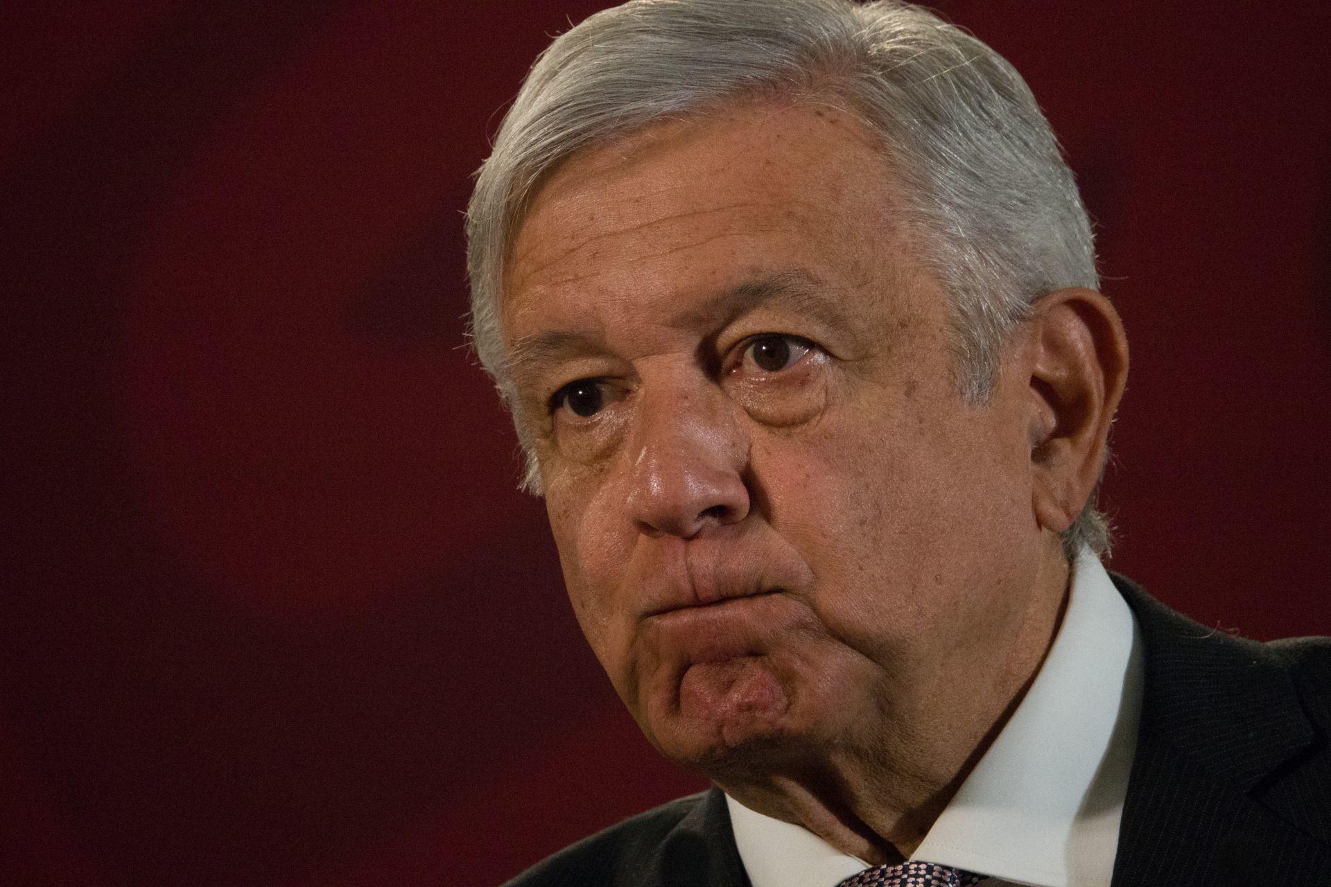 López Obrador había lanzado una campaña contra la evasión fiscal generalizada en México, con énfasis en las empresas más grandes. (FOTO: MOISÉS PABLO/CUARTOSCURO)