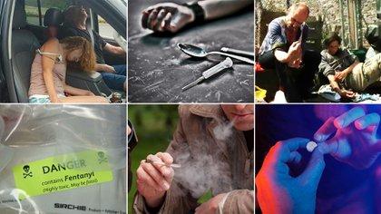 La epidemia de opiáceos está causando estragos en buena parte del mundo
