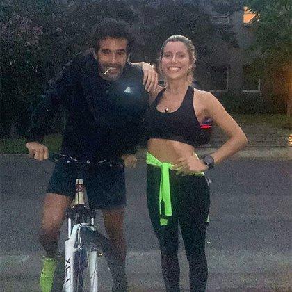 Laurita Fernández estuvo tres años en pareja con Nicolás Cabré (Foto: @holasoylaurita)