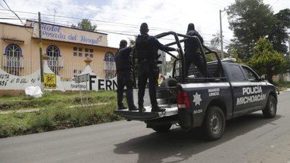 Los expertos advierten que las elecciones en algunos estados del país se realizarán bajo consentimiento del narco  (Foto: Cuartoscuro)