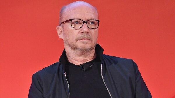 El director Paul Haggis