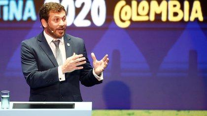 Conmebol evaluaría que Chile organice la Copa América y dejaría por fuera a Colombia