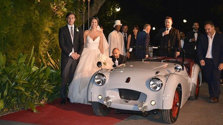 Los novios pasarán la noche de bodas en una exclusiva habitación del Four Seasons