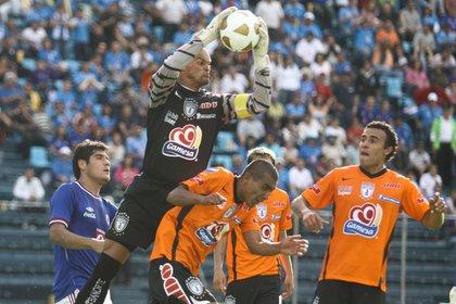 Calero se convirtió en referente del Club Pachuca y en capitán indiscutible desde 2005 (Foto: Rodolfo Angulo/Cuartoscuro)
